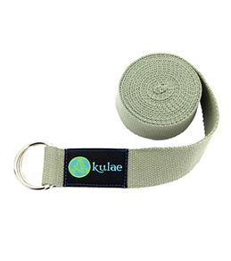 Kulae 8' Cotton Yoga Strap