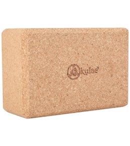 "Kulae 3.5"" Cork Yoga Block"