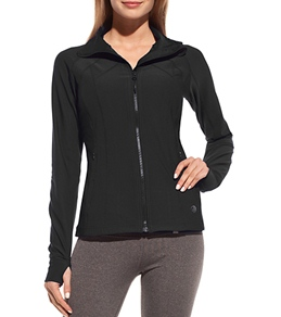 MPG Women's Luna Jersey Yoga Jacket