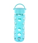 Lifefactory 16 oz. Glass Bottle with Sleeve