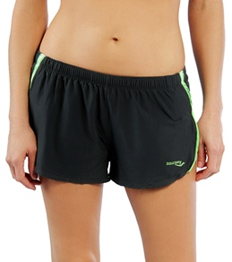 "Saucony Women's Ignite 2/5"" Split Running Shorts"