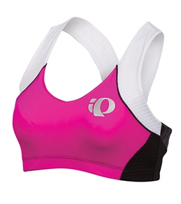 Pearl Izumi Triathlon Women's Elite Crop Bra Top