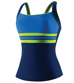 Speedo Horizon Splice Ultraback Tankini Top