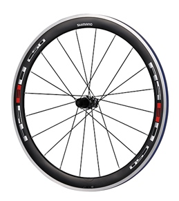 Shimano WH-RS80 50mm Carbon Clincher Wheelset