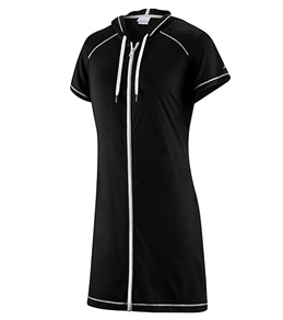 Speedo Jersey Hooded Zip Front Dress