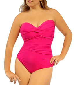 Miraclesuit Must Have Solid Barcelona 1PC