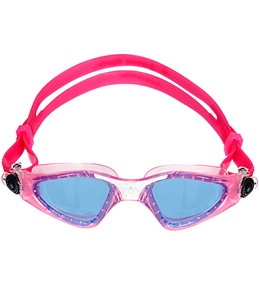 Aqua Sphere Kayenne Junior Blue Lens Goggle