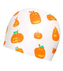 Sporti Pumpkins Silicone Swim Cap