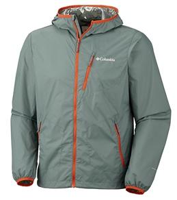 Columbia Men's Trail Fire Windbreaker Running Jacket