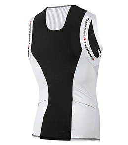 Louis Garneau Men's Elite Lazer Tek Sleeveless 2 Tri Top