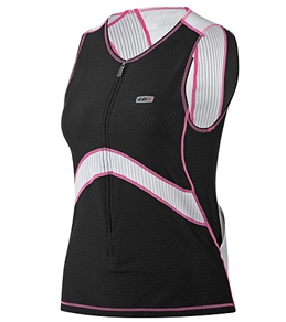Louis Garneau Women's Pro Sleeveless Semi-Relax Top