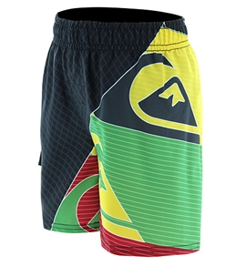 Quiksilver Kids' Finish Line Volley Shorts (2T-7X)