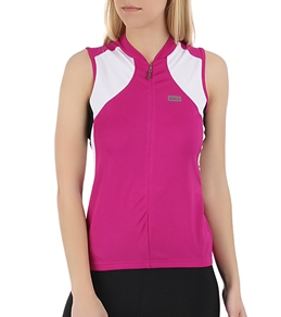 Louis Garneau Women's Beeze Sleeveless 2 Cycling Jersey