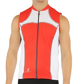 Hincapie Sportswear Men's Modesto Sleeveless Cycling Jersey