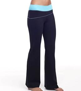 Alo Women's Color Blocked Waist Yoga Pant