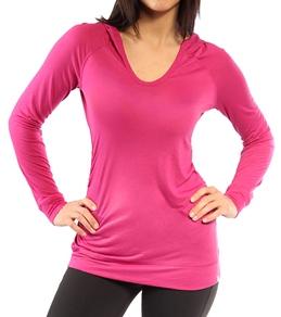 Soybu Women's New Harmony Yoga Hoody