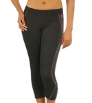 Omala Women''s Recycled Poly 3/4 Run Legging