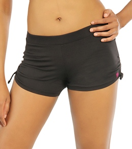 Omala Women's Samadhi Cinch Yoga Shorts