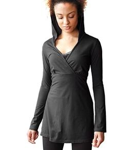 Omala Women's Chillax Hoodie Yoga Tunic