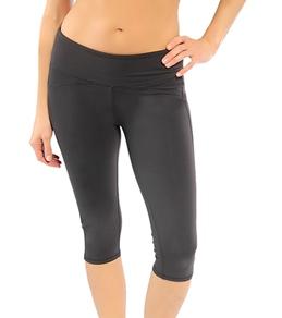 Soybu Women's Arabesque Crop Yoga Pants