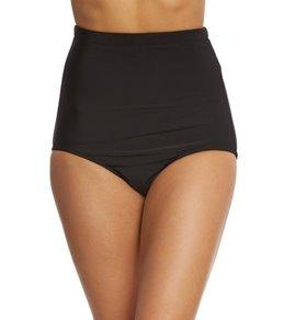 Penbrooke Solid Ultra High Waist Pant Bottom