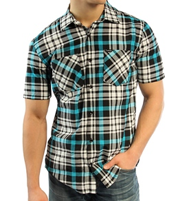 Hurley Guys' Generator S/S Button Up