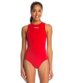 Arena Mission One Piece Water Polo Suit