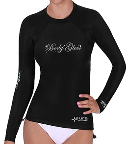 Body Glove Aura Women's Reversible Surf Shirt