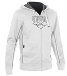 Arena Pressure Zip Up Hooded Sweatshirt