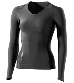 SKINS Women's RY400 Recovery L/S Top