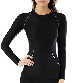 SKINS Women's A400 Compression L/S Top