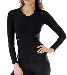 SKINS Women's A200 Compression L/S Top