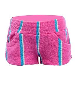 Billabong Billie Girls' Tumbleweeds Terry Shorts (4-16)