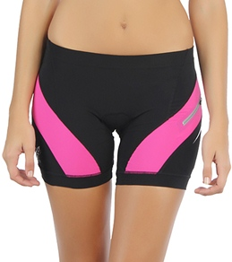 "Rocket Science Sports Women's ELITE Speedy Race Short 4"" Inseam"