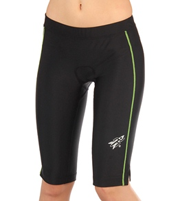 "Rocket Science Sports Women's REAL JANE Capri 12"" Inseam"
