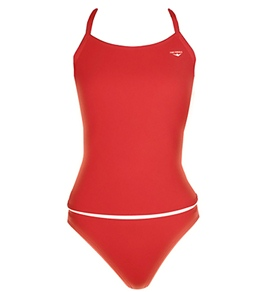 The Finals Endurotech H Back Tankini Poly Blend