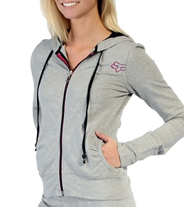 Fox Girls' Pit Ride Zip Up Hoodie