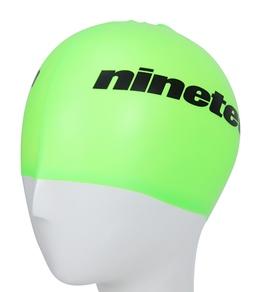 Nineteen Silicone Swim Cap