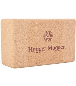 """Hugger Mugger 3.5"""" Cork Yoga Block"""
