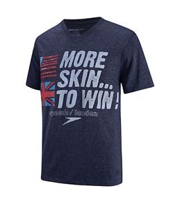 Team Speedo Male Attitude Tee (Americana)