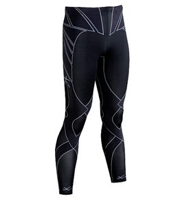 CW-X Men's Revolution Compression Running Tights