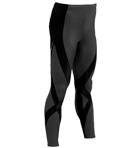 CW-X Men's Pro Compression Running Tights