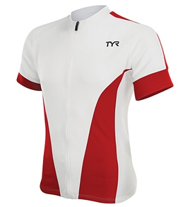 TYR Competitor Men's VLO Cycling Jersey