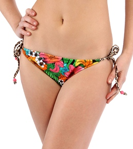 Hobie Jungle Gem Reversible Tie Side Bottom