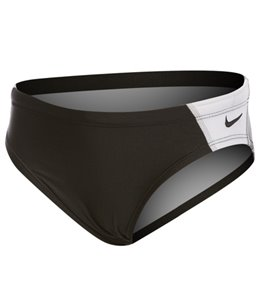 Nike Swim Team Color Block Brief