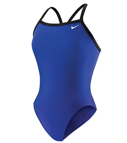 Nike Swim Poly Core Solids Classic Lingerie Tank