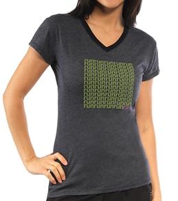 Oiselle Women's Running Squared Short Sleeve Running Shirt