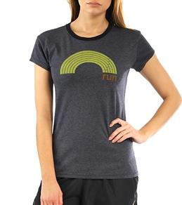 Oiselle Women's Runbow Short Sleeve Running Shirt