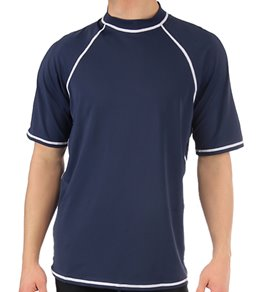 Sporti Men's S/S Swim Shirt