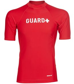 Sporti Guard Men's S/S Sport Fit Rashguard